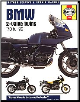 1970 - 1996 BMW R45, R50, R60, R65, R75, R80, R90, R100, R1000 Haynes Repair Manual (SKU: 9780857339027)
