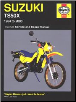 1984 - 2000 Suzuki TS50X Haynes Repair Manual (SKU: 1859605265)