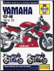 1999 - 2002 Yamaha YZF-R6 Haynes Repair Manual (SKU: 9781785213106)