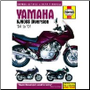 1994 - 2001 Yamaha XJ900S Diversion Motorcycle Haynes Repair Manual (SKU: 1859609058)