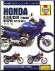 1987 - 2002 Honda Transalp, Africa Twin Haynes Repair & Service Manual (SKU: 1859609198)