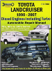 1990 - 2007 Toyota Landcruiser Diesel Engine including Turbo Auto Repair Manual (SKU: 1876720018)