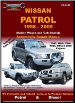1998 - 2009 Nissan Patrol Repair Manual (SKU: 1876720158)