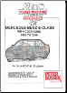 1999 - 2006 Mercedes-Benz E-Class (W210 Series) with 4, 5 & 6 Cyl. CDI Diesel Engines, Russek Repair Manual (SKU: 1898780226)