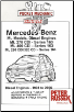 1998 - 2006 Mercedes Benz ML Models, Diesel Engines: (ML 270CDI & ML 400CDI - Series 163), (ML 280CDI/320CDI - Series 164), Russek Repair Manual (SKU: 1898780323)