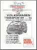 2000 - On Volkswagen Transporter - T4, 1.9L, 2.4L, 2.5L Diesel Models, Russek Repair Manual (SKU: 1898780889)