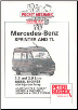 1995 - 2000 Mercedes-Benz Sprinter and TL, 2.3L & 2.9L Diesel Engines with Injection Pump, Russek Repair Manual (SKU: 1898780897)