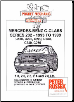 1993 - 1999 Mercedes Benz C-Class, W202 C180, C200, C220, C230, C240, C280, 1.8, 2.0, 2.3, 2.4 & 2.8L Gas, Russek Repair Manual (SKU: 1898780972)