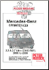 2000 - 2006 Mercedes-Benz & Dodge Sprinter with 2.2L CDI & 2.7L CDI Diesel Engines, Russek Repair Manual (SKU: 1898789315)