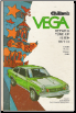1971 - 1975 Vega, Chilton's Repair & Tune-Up Guide (SKU: 0801962080)