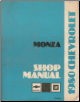1980 Chevrolet Monza Shop Manual (SKU: ST30080)