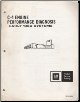 1980 GM C-4 Engine Performance Diagnosis Manual (SKU: 16016032A)