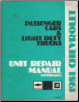 1981 Chevrolet Passenger Car & Light Duty Truck Unit Repair Manual (SKU: ST33381)