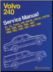 1983 - 1993 Volvo 240 Official Service Manual (SKU: BENTLEY-L293)