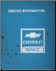 1983 Chevrolet Passenger Cars & Light Duty Trucks Powertrain Service Manual (SKU: ST38383)