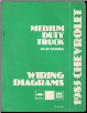 1985 Chevrolet Medium Duty Trucks 40-70 Series Wiring Diagrams Manual (SKU: ST35285A)