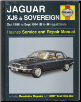 1986 - 1994 Jaguar XJ6 & Sovereign Haynes Repair Manual (SKU: 1859602614)