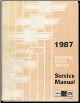 1987 Chevrolet Medium Duty Truck Factory Service Manual (SKU: ST33187)