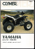 1988 - 2005 Yamaha Blaster Clymer ATV Service, Repair, Maintenance Manual (SKU: M4885-0892878835)