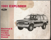 1991 Ford Explorer - Electrical and Vacuum Troubleshooting Manual (SKU: FPS1220691)