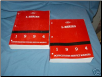 1994 Ford L-Series Truck Factory Shop Manual- 2 Volume Set (SKU: FPS12119412)