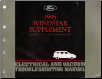 1995 Ford Windstar Electrical and Vacuum Troubleshooting Manual Supplement (SKU: FCS1225595A)