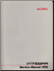 1995 Acura Integra Service Manual (SKU: 61ST701)