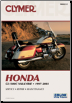 1997 - 2003 Honda GL1500C Valkyrie Clymer Service, Repair & Maintenance Manual (SKU: M4622-0892878851)