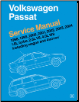 1998-2005 Volkswagen Passat (1.8L turbo, 2.8L V6, 4.0L W8 including Wagon and 4MOTION) Service Manual (SKU: BENTLEY-VP05)