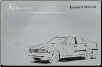 1999 Mercedes-Benz C230 Kompressor, C280, C43AMG Owner's Manual (SKU: 1999C230)