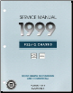1999 Chevrolet & GMC P30, P32, P40 & P42 Motorhome & Commercial Chassis Service Manual -- 3 Volume Set (SKU: GMT99P32-1-2-3)