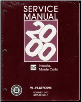 2000 Chevrolet Impala, Monte Carlo Factory Service Manual - 3 Volume set