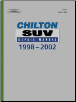 1998 - 2002 Chilton's SUV Repair Manual (SKU: 0801993652)