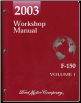 2003 Ford F150 Factory Workshop Manual (SKU: FCS122720301-02)