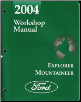 2004 Ford Explorer & Mercury Mountaineer Workshop Manual (SKU: FCS1219904)