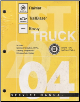 2004 Chevrolet Trailblazer EXT, GMC Envoy XL, Olds Bravada & Buick Rainier (ST-Platform) Service Manual - 3 Volume Set (SKU: GMT04STNS)
