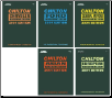 2004 Chilton's Service Manual Set,  5 Manuals, (2000 - 2003 Year Coverage) (SKU: 1401859003)