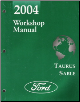 2004 Ford Taurus & Mercury Sable Workshop Manual (SKU: FCS1205504)