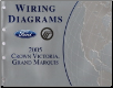 2005 Ford Crown Victoria, Mercury Grand Marquis- Wiring Diagrams (SKU: FCS1211805)