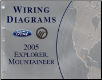 2005 Ford Explorer & Mercury Mountaineer -  Wiring Diagrams (SKU: FCS1220605)