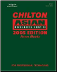 2005 Chilton's Asian Mechanical Service Manual Volume 1: ACURA - MAZDA  (2001 - 2004 Year coverage) (SKU: 1401867162)