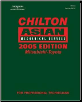 2005  Chilton's Asian Mechanical Service Manual Volume 2: MITSUBISHI -TOYOTA (2001 - 2004 Year coverage) (SKU: 1401867170)