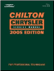 2005 Chilton's Chrysler Mechanical Service Manual (2001 - 2004 Year coverage) (SKU: 1401867189)