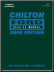 2005 Chilton's Ford Mechanical Service Manual (2001 - 2004 Year coverage) (SKU: 1401867197)