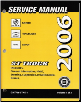 2006 Chevrolet Trailblazer / EX, GMC Envoy / XL and XUV and Buick Rainier (ST-Platform) SUV Service Manual Set - 3 Volumes (SKU: GMT06STNS)
