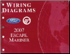 2007 Ford Escape & Mercury Mariner - Wiring Diagrams (SKU: FCS1295207)