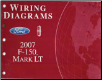 2007 Ford F-150 & Lincoln Mark LT - Wiring Diagrams (SKU: FCS1433207)