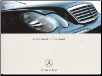2004 Mercedes Benz C-Class Sedan Owner's Manual (SKU: 2035841482)