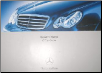 2005 Mercedes-Benz C-Class Sedan (Includes C55 AMG) Factory Owner's Manual Portfolio (SKU: 2035844982)