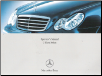 2006 Mercedes-Benz C-Class Sedan Factory Owner's Manual Portfolio (SKU: 2035845771)